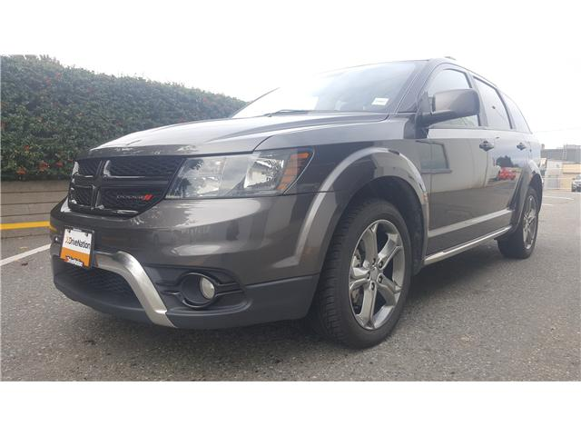 2017 Dodge Journey Crossroad (Stk: G0076) in Abbotsford - Image 1 of 19