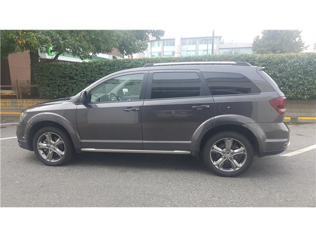2017 Dodge Journey Crossroad (Stk: G0076) in Abbotsford - Image 2 of 19