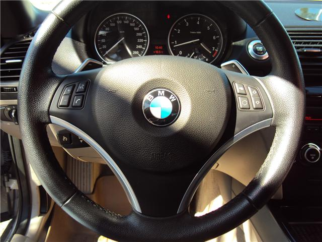 2011 BMW 128i  (Stk: ) in Ottawa - Image 9 of 23