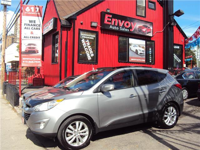 2013 Hyundai Tucson Limited (Stk: ) in Ottawa - Image 1 of 25