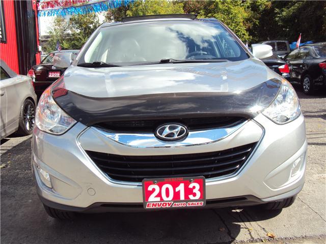 2013 Hyundai Tucson Limited (Stk: ) in Ottawa - Image 2 of 25