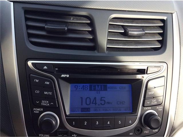 2012 Hyundai Accent GLS (Stk: 183991A) in Ajax - Image 6 of 21