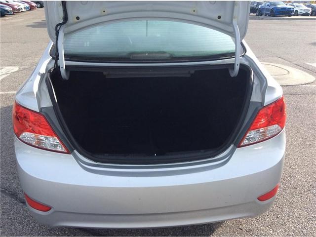 2012 Hyundai Accent GLS (Stk: 183991A) in Ajax - Image 12 of 21