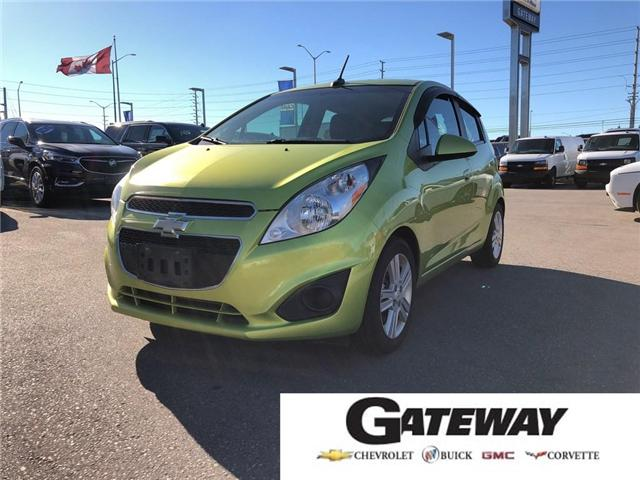 2013 Chevrolet Spark LT|5dr HB|AUTO|BLUETOOTH| (Stk: 591366A) in BRAMPTON - Image 1 of 15