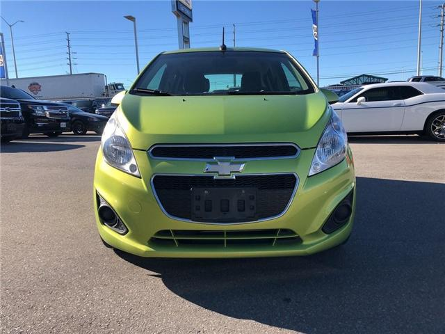 2013 Chevrolet Spark LT|5dr HB|AUTO|BLUETOOTH| (Stk: 591366A) in BRAMPTON - Image 2 of 15