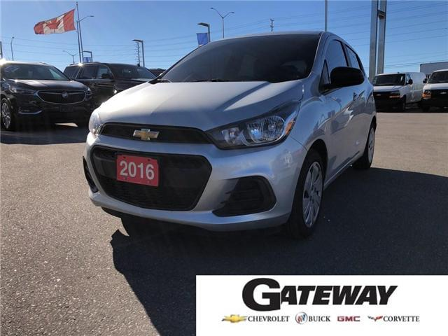 2016 Chevrolet Spark - (Stk: 2643289) in BRAMPTON - Image 1 of 13