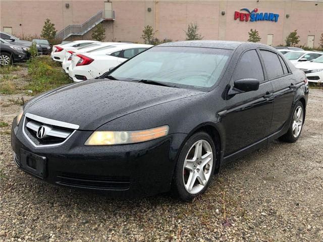 Used Acura TL For Sale In Brampton Family Honda - Acura tl 2006 for sale