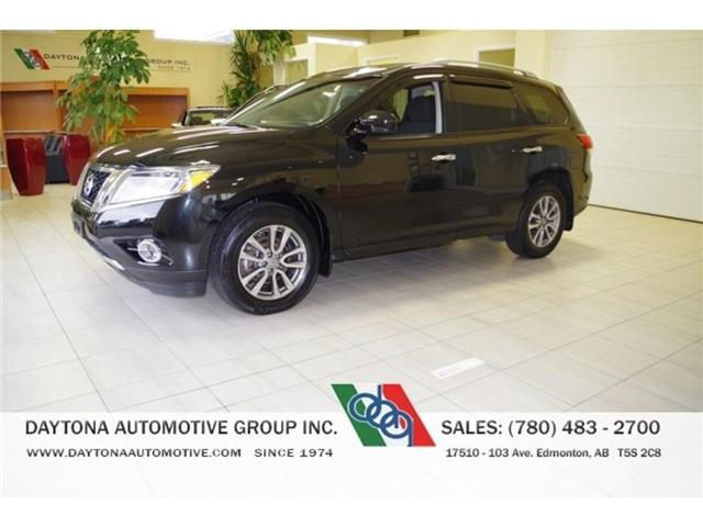 2015 Nissan Pathfinder  (Stk: 5226) in Edmonton - Image 1 of 16