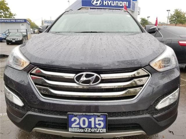 2015 Hyundai Santa Fe Sport Premium-in great condition (Stk: oo9991) in Mississauga - Image 2 of 22