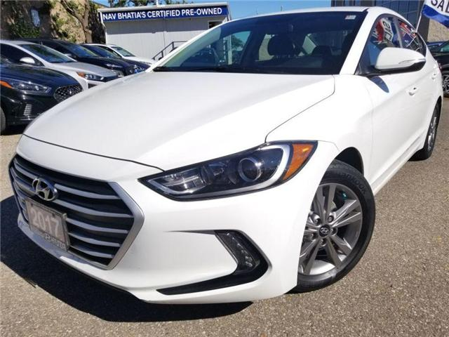 2017 Hyundai Elantra GL Great deal, low kms (Stk: op9995) in Mississauga - Image 1 of 20