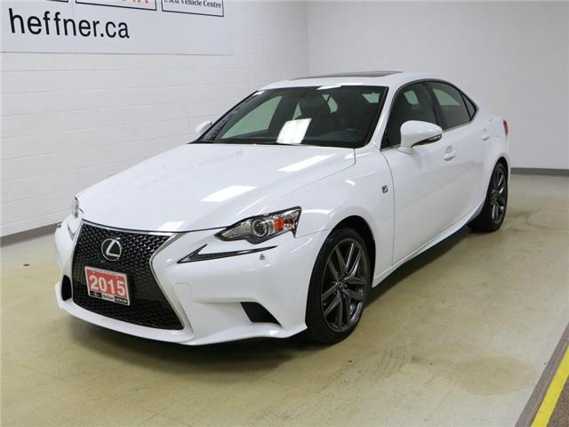 2015 Lexus IS 250 Base (Stk: 187277) in Kitchener - Image 1 of 23