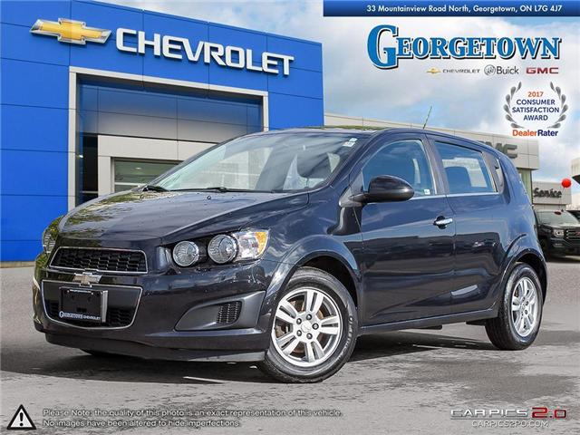 2014 Chevrolet Sonic LT Auto (Stk: 28193) in Georgetown - Image 1 of 5