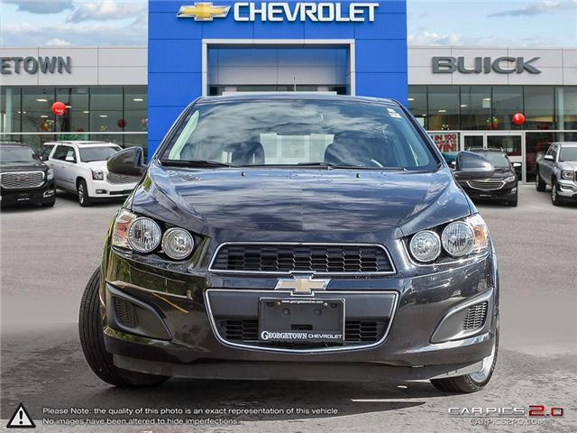 2014 Chevrolet Sonic LT Auto (Stk: 28193) in Georgetown - Image 2 of 5