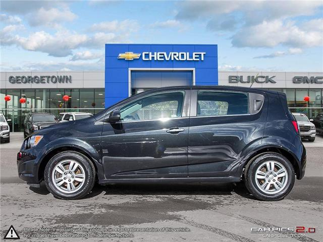 2014 Chevrolet Sonic LT Auto (Stk: 28193) in Georgetown - Image 3 of 5