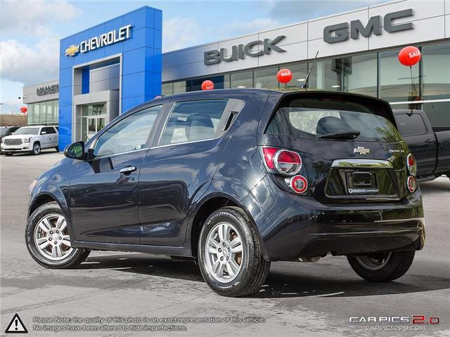 2014 Chevrolet Sonic LT Auto (Stk: 28193) in Georgetown - Image 4 of 5