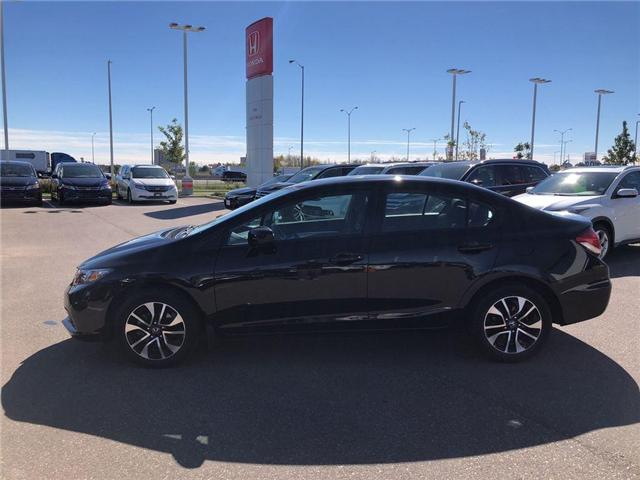 2014 Honda Civic EX (Stk: I180623A) in Mississauga - Image 2 of 9