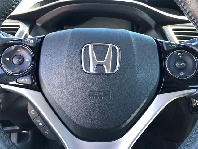 2014 Honda Civic EX (Stk: I180623A) in Mississauga - Image 7 of 9