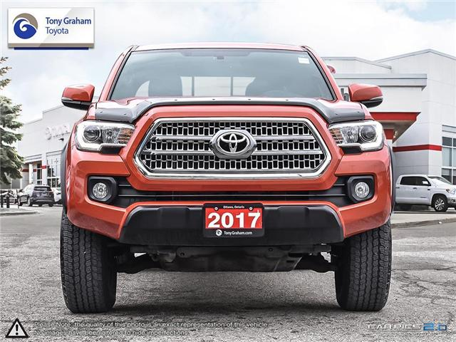 2017 Toyota Tacoma TRD Off Road (Stk: 57164A) in Ottawa - Image 2 of 27