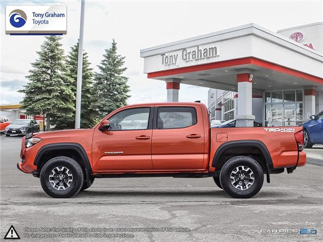 2017 Toyota Tacoma TRD Off Road (Stk: 57164A) in Ottawa - Image 3 of 27