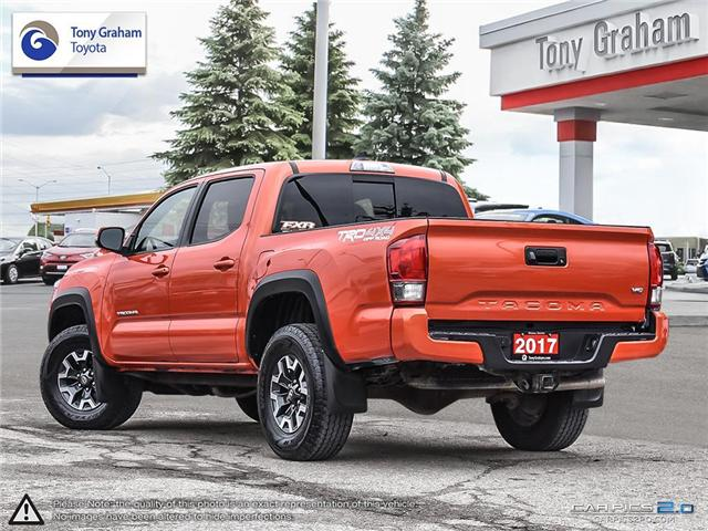 2017 Toyota Tacoma TRD Off Road (Stk: 57164A) in Ottawa - Image 4 of 27