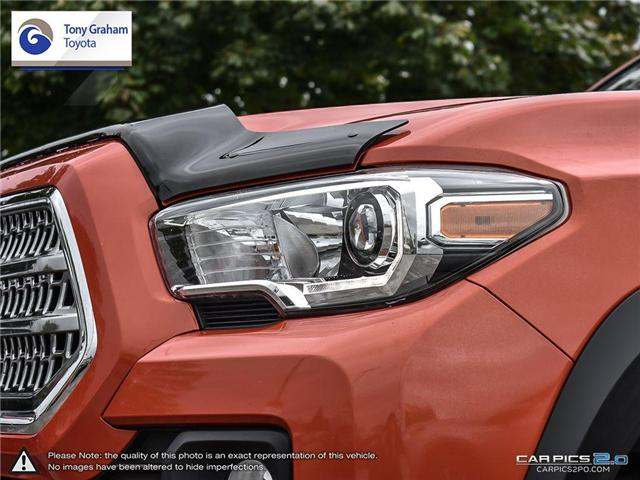 2017 Toyota Tacoma TRD Off Road (Stk: 57164A) in Ottawa - Image 10 of 27