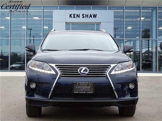 2015 Lexus RX 450h  (Stk: 15651A) in Toronto - Image 2 of 21