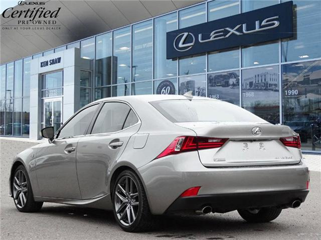 2016 Lexus IS 350 Base (Stk: 15649A) in Toronto - Image 7 of 20