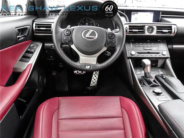 2016 Lexus IS 350 Base (Stk: 15649A) in Toronto - Image 13 of 20