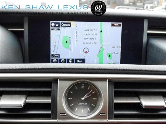 2016 Lexus IS 350 Base (Stk: 15649A) in Toronto - Image 19 of 20