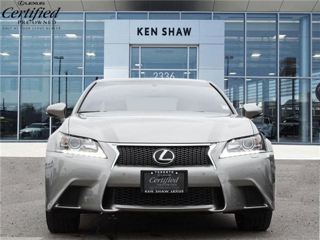 2015 Lexus GS 350 Base (Stk: 15631A) in Toronto - Image 2 of 19