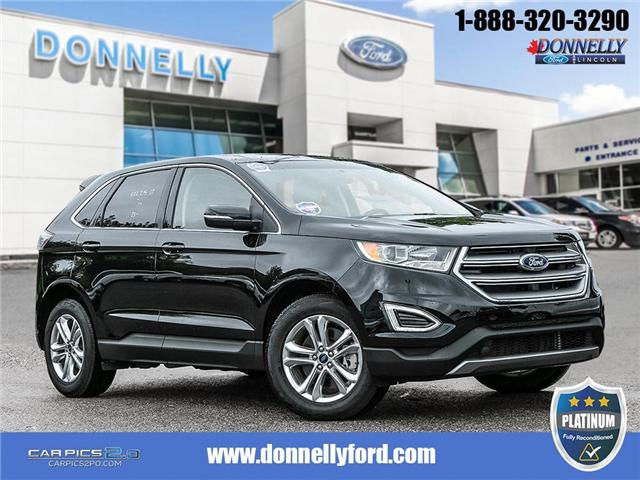 2017 Ford Edge SEL (Stk: PLDUR5861) in Ottawa - Image 1 of 30