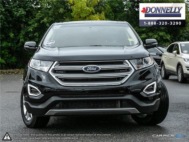 2017 Ford Edge SEL (Stk: PLDUR5861) in Ottawa - Image 2 of 30