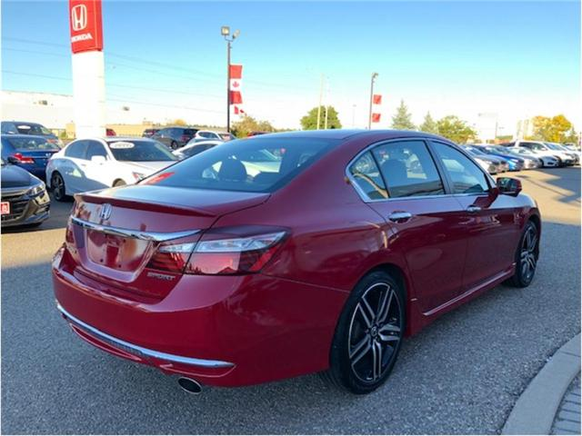 2017 Honda Accord Sport (Stk: P6960) in Georgetown - Image 2 of 12