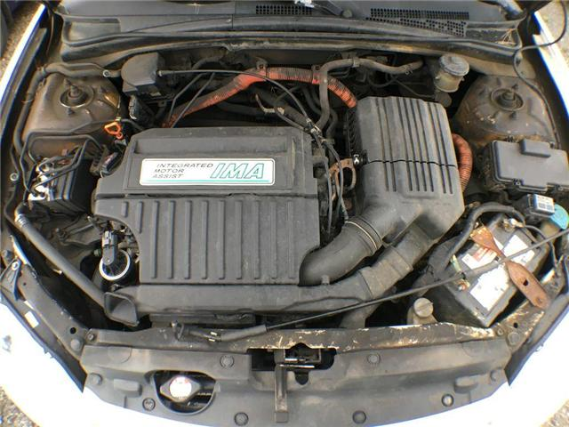 2003 Honda Civic Sedan HYBRID SEDAN ALLOY WHEELS, TINTED WINDOWS, POWER G (Stk: 42257A) in Brampton - Image 6 of 12