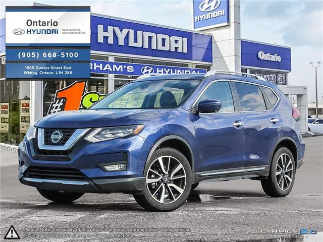 2018 Nissan Rogue SL / Navigation / Factory Warranty (Stk: 24101K) in Whitby - Image 1 of 5