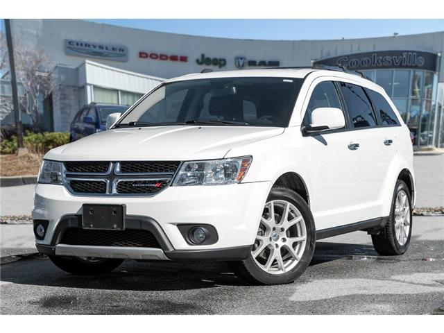 2015 Dodge Journey R/T (Stk: 275610T) in Mississauga - Image 1 of 19