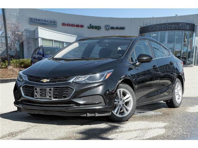 2017 Chevrolet Cruze LT Auto (Stk: 7766PR) in Mississauga - Image 1 of 21