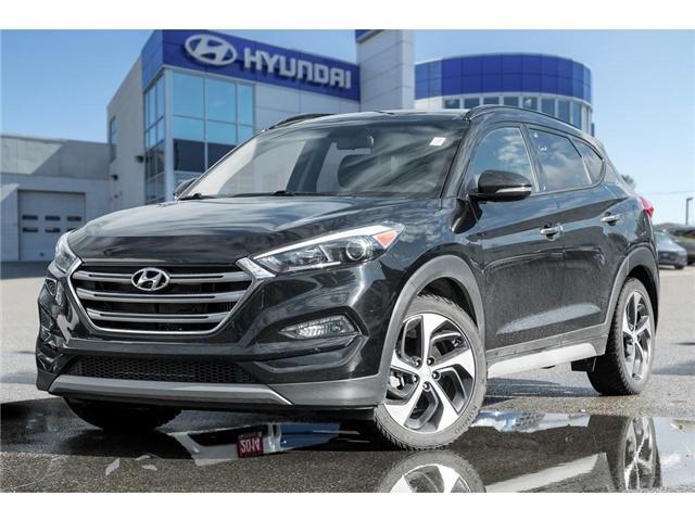 2017 Hyundai Tucson  (Stk: H7694PR) in Mississauga - Image 1 of 20