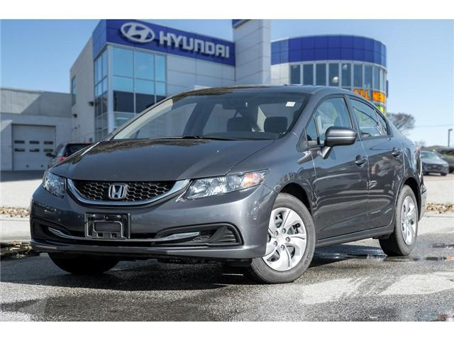 2014 Honda Civic LX (Stk: H783262T) in Mississauga - Image 1 of 19