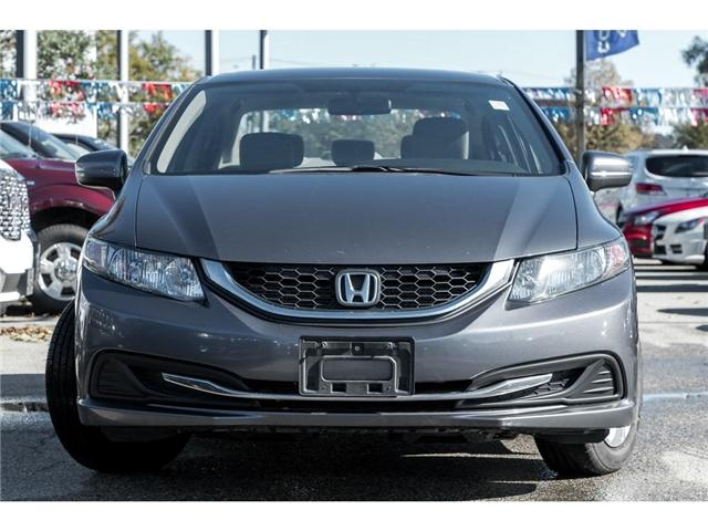 2014 Honda Civic LX (Stk: H783262T) in Mississauga - Image 2 of 19