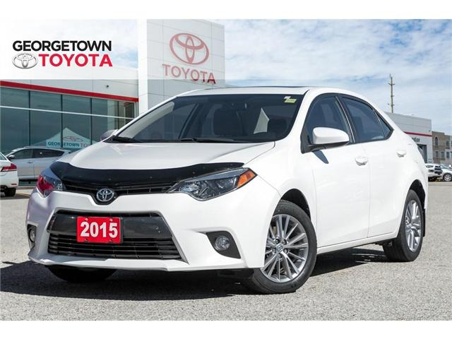 2015 Toyota Corolla  (Stk: 15-58743) in Georgetown - Image 1 of 20