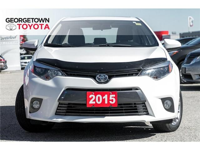 2015 Toyota Corolla  (Stk: 15-58743) in Georgetown - Image 2 of 20