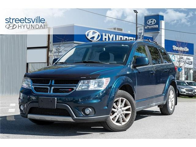 2013 Dodge Journey SXT/Crew (Stk: 18EL165A) in Mississauga - Image 1 of 19