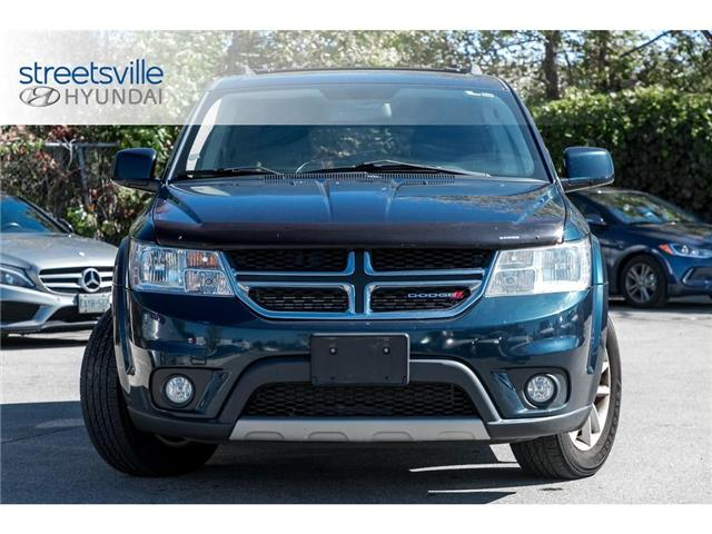 2013 Dodge Journey SXT/Crew (Stk: 18EL165A) in Mississauga - Image 2 of 19