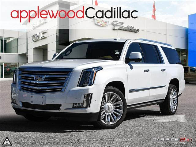 2017 Cadillac Escalade ESV Platinum (Stk: 5562P) in Mississauga - Image 1 of 27