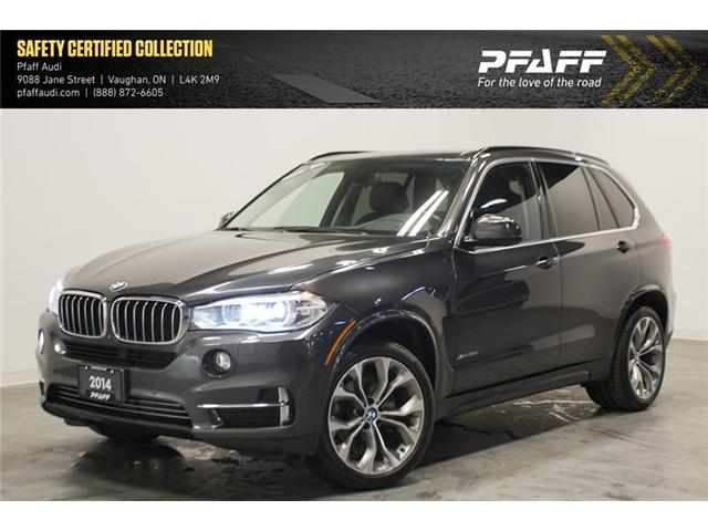 2014 BMW X5 35i (Stk: T14487A) in Vaughan - Image 1 of 15