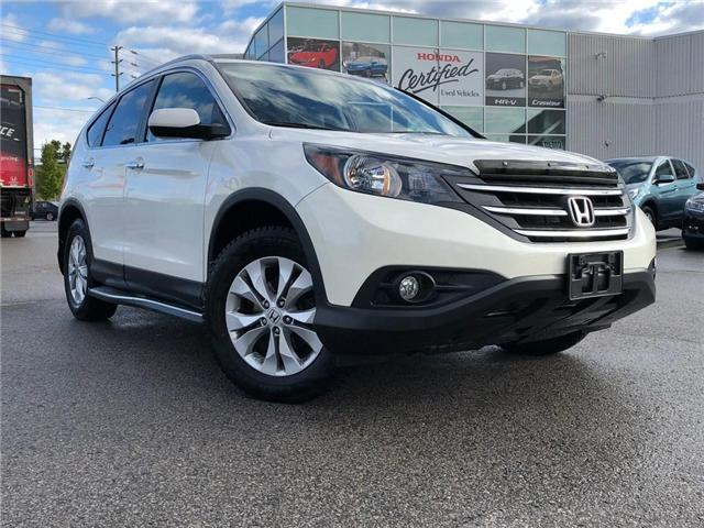 2014 Honda CR-V Touring (Stk: 2040P) in Richmond Hill - Image 1 of 19