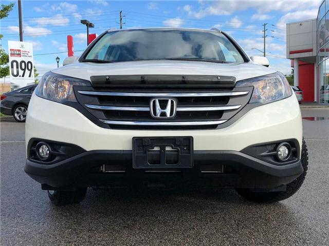 2014 Honda CR-V Touring (Stk: 2040P) in Richmond Hill - Image 2 of 19