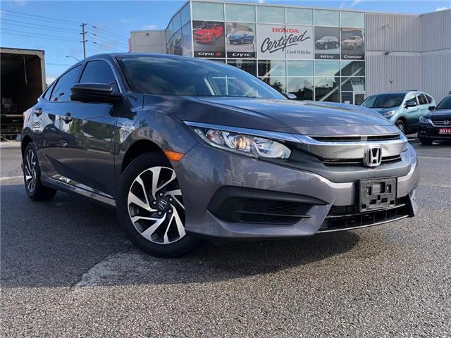2016 Honda Civic EX (Stk: 2042P) in Richmond Hill - Image 1 of 17