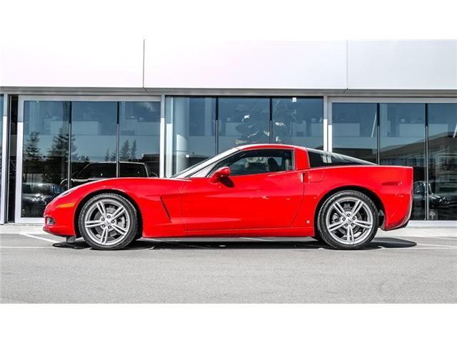 2008 Chevrolet Corvette 2D Coupe (Stk: U6850A) in Vaughan - Image 2 of 15